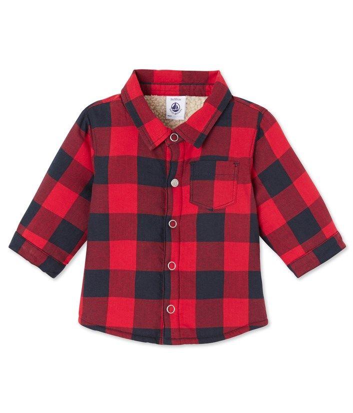 Surchemise bébé garçon à carreaux bleu Smoking / rouge Froufrou. Retrouvez notre gamme de vêtements et sous-vêtements pour bébé, enfant, mode femme et homme.