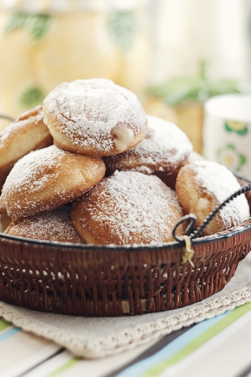 how to make bavarian donut