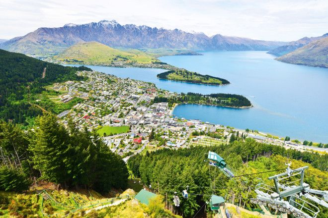 #13 Queenstown - World's Most Incredible Cities - International Traveller