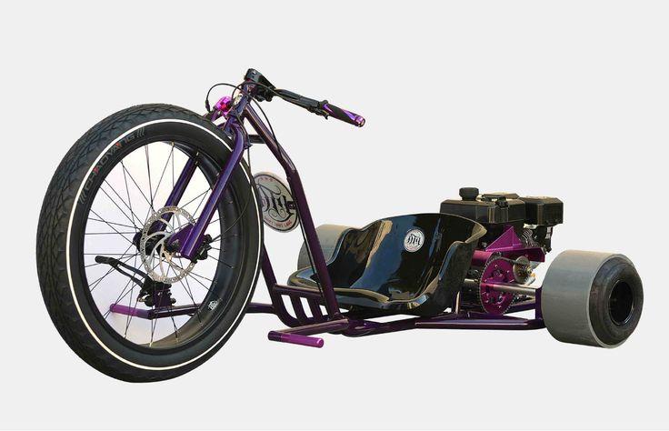 #eliquid #ecig #vape #vapefam #vapenation #vaping #ejuice Drift Trike Gang Fat Drifter Purple A -   Stear color: Black  Frame color: Purple  Seat Color: Black  Wheel Color: Black  Accessories Color: Purple   - Price: €1,990.00. Buy now at https://www.esmokeflavours.com/drift-trike-gang-fat-drifter-purple-a.html