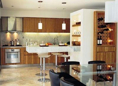 177 best images about kitchen on pinterest islands for Disenos de cocinas integrales para espacios pequenos