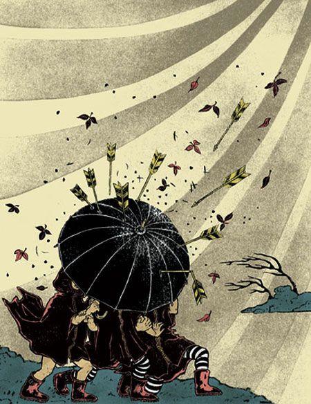Miyoko, 20 Great illustrators