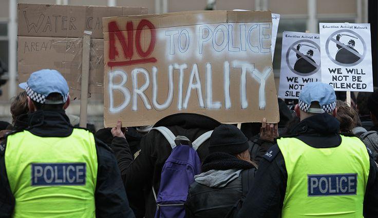 Police Brutality: Sarah Reed, Woman Beaten By London Cop, Dies In Jail [Video]