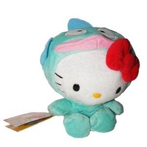 Sanrio Hello Kitty Plush - Hello Kitty as HANGYODON