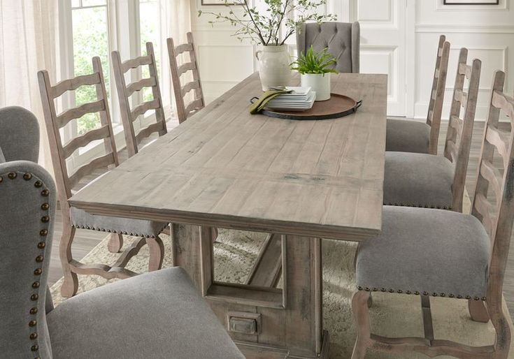 Cindy Crawford Home Pine Manor Brown, Rooms To Go Cindy Crawford Dining Room Sets