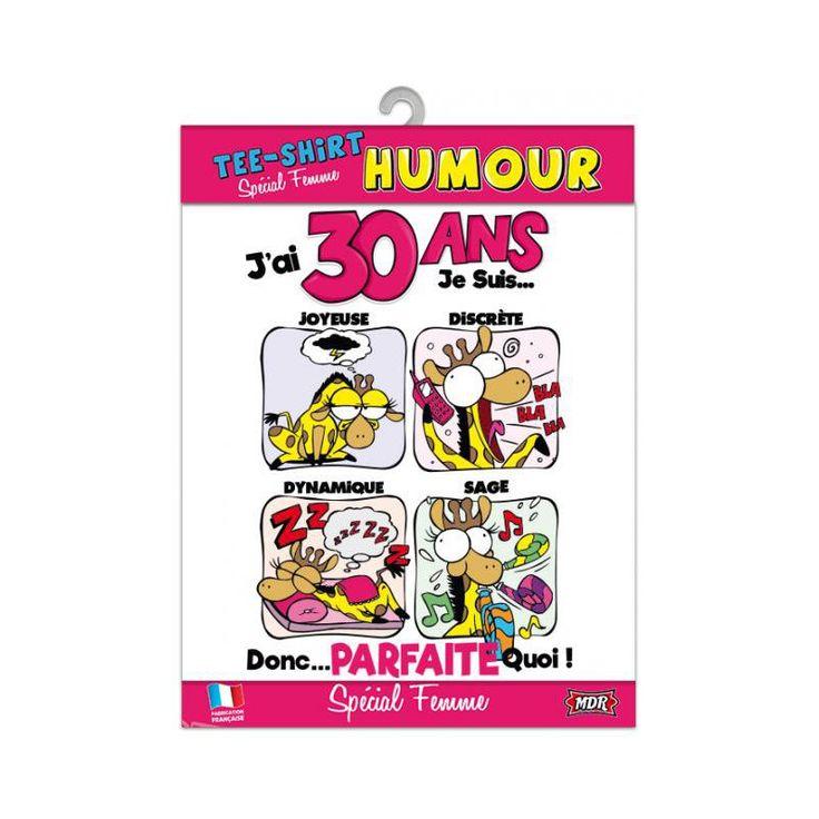 Relativ Les 25 meilleures idées de la catégorie Anniversaire 30 ans humour  DY45