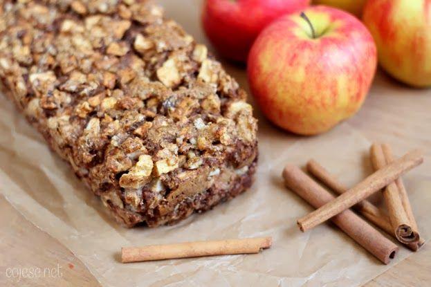 Dietetyczne ciasto z jabłkami
