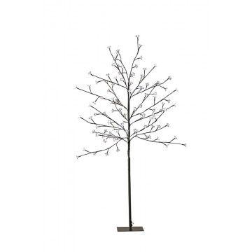 Leuchten Direkt LED-Baum, schwarz