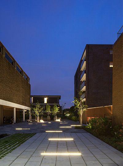 411 best landscape lighting images on pinterest for Residential exterior lighting design