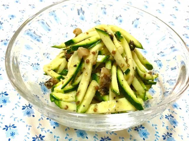 夏野菜の定番「ズッキーニ」でさっぱり!簡単&おしゃれなラペのレシピ | omotano | 女性向け情報メディア「オモタノ」