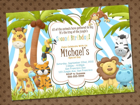 Invitation PRINTABLE