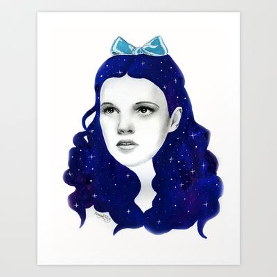 by Maarja Pihl-Bagdonas Illustration of Judy Garland