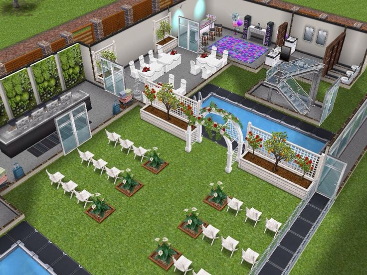 13 best Sims Freeplay images on Pinterest | Sims, House design and ...