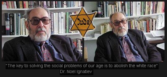 """""""KLUCZEM DO ROZWIĄZANIA PROBLEMÓW SPOŁECZNYCH NASZEGO WIEKU JEST ZLIKWIDOWANIE BIAŁEJ RASY"""" – dr Noel Ignatiev _____________ """"W nowoczesnej Europie nie ma miejsca dla państw czyst…"""