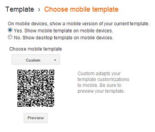 Adding gadgets to your mobile-template makes your blog better for smartphone visitors | Blogger-Hints-and-Tips
