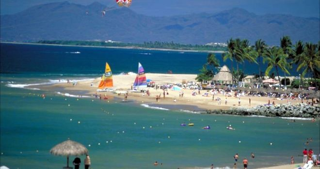 Puerto Vallarta | Getaway Wish #2 | Great All Inclusive Vacation Packages for Beaches in Mexico. Fun in the Sun!
