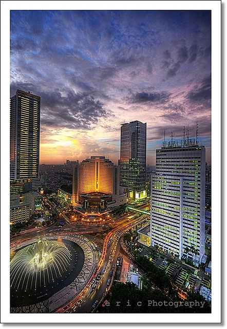 Jakarta, Indonesia a city in motion
