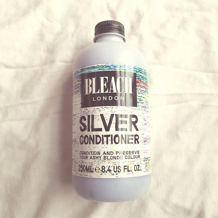 Bleach London Silver Shampoo or Silver Conditioner