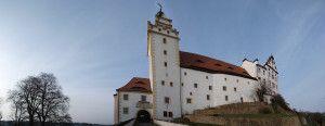 Schloss Colditz in Colditz, Sachsen