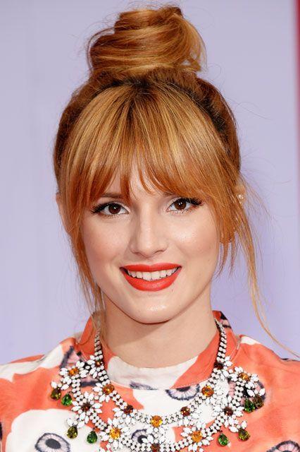 Admirable 1000 Ideas About Face Framing Bangs On Pinterest Long Bangs Short Hairstyles Gunalazisus