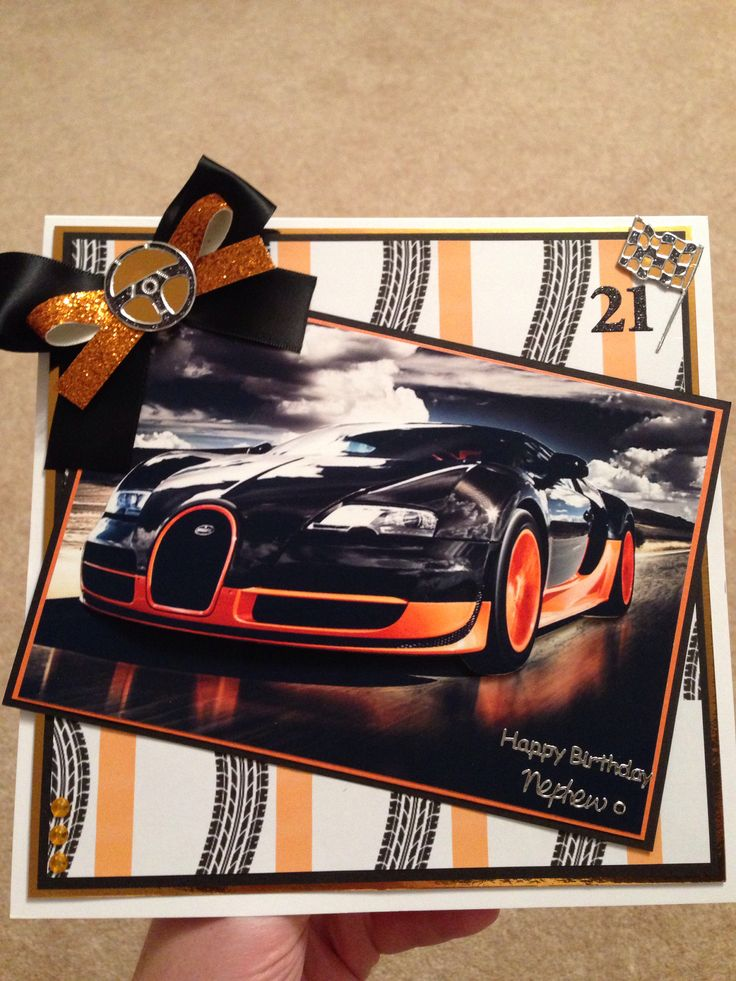 17 Best images about Handmade cards by Nicola – Birthday Cards with Cars