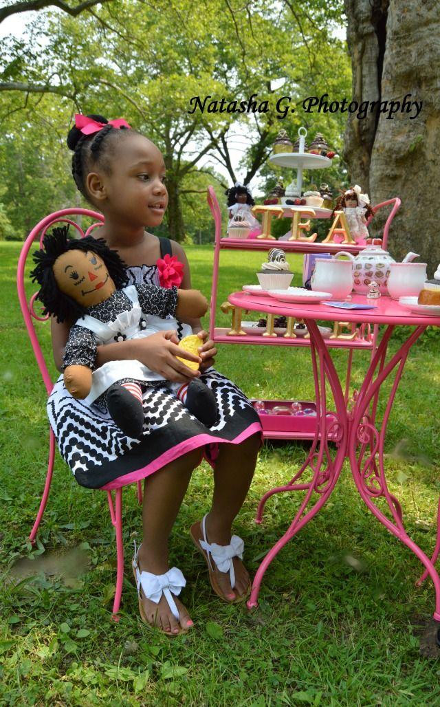 73 Best Black Girls Love Tea Parties Too, Images On -4409