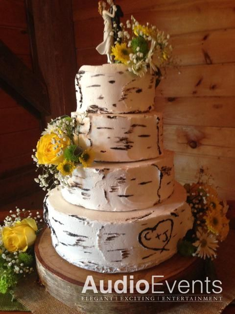 birch tree bark wedding cake 17 best images about birch bark wedding cake on 11766