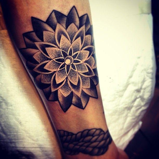 lotus mandala.. I need this one ! @Christy Polek Polek Polek Polek Lang