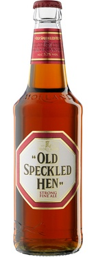 Old Speckled Hen- with the hen rather low key...