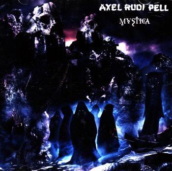 Řadové album skupiny Axel Rudi Pell - Mystica na cd