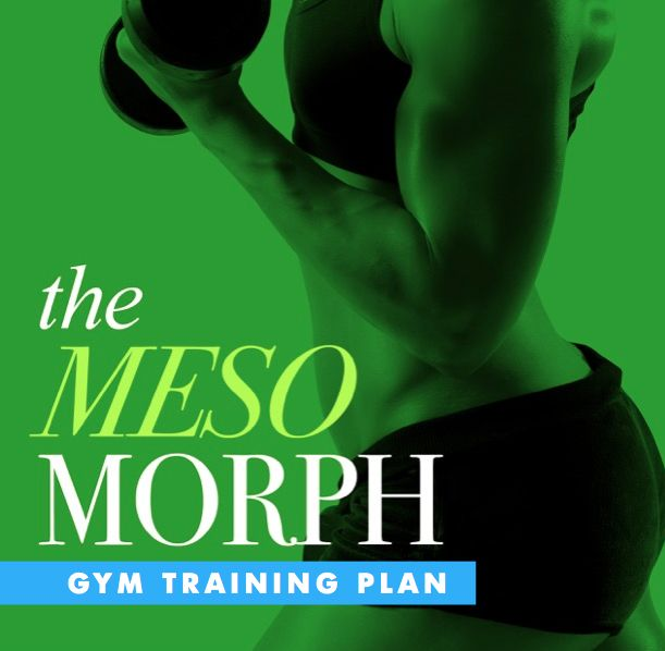 Mesomorphs tend to have an athletic frames, no trouble losing fat, and can gain muscle easily. Without consistent exercise and proper nutrition, mesomorphs can just as easily digress and gain body fat. Without frequent changes mesomorphs run the risk of plateauing very quickly.This training guide addresses supplementation, training, cardio, and provides overall guidance on how to make real changes for the mesomorph body type in this specialized training guide.