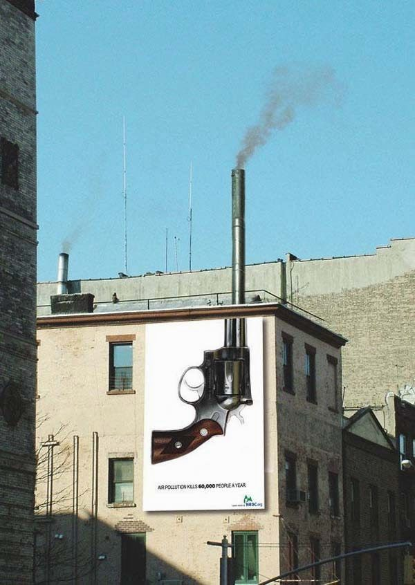 20 Ambient Advertisements Are Pure Genius