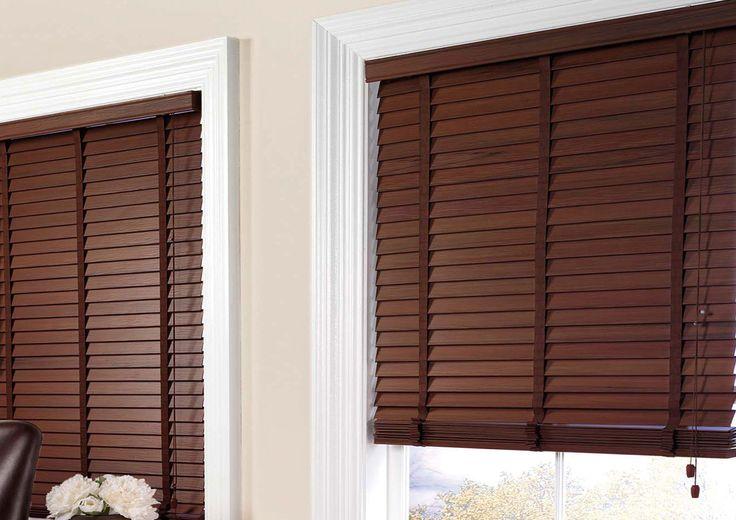 persianas venecianas de madera un producto muy elegante para tus en ambientes rsticos