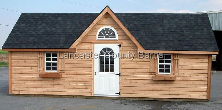 3 Jpg 12 X 24 Victorian Shed Black Architectural