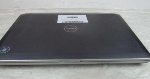 Dell Latitude E6520 Laptop Notebook PC Core i7 2.8 GHz 4 GB RAM HDMI- 20883