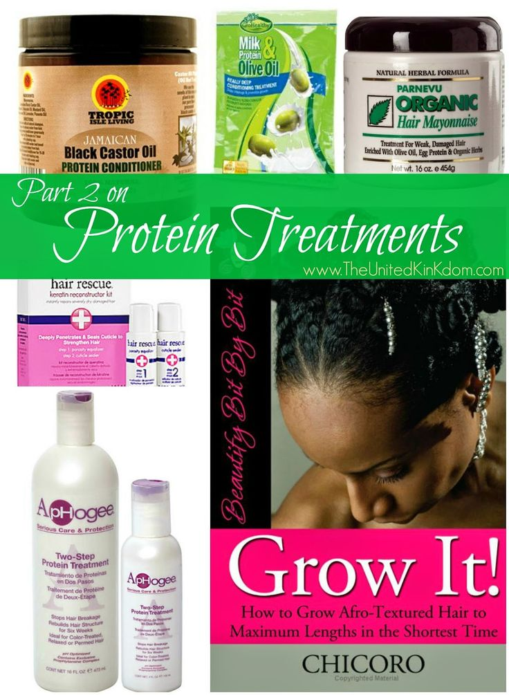 Natural Hair Care Regimen B