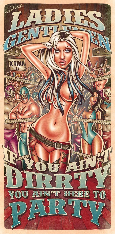 Dirrty – Christina Aguilera | Renato Cunha