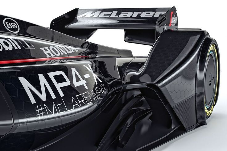 McLaren's MP4-X Formula One concept could be mistaken for a fighter jet |… - https://www.luxury.guugles.com/mclarens-mp4-x-formula-one-concept-could-be-mistaken-for-a-fighter-jet/