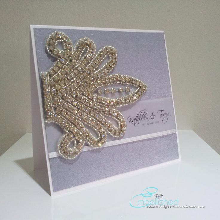 Bling Wedding Invitations 031 - Bling Wedding Invitations