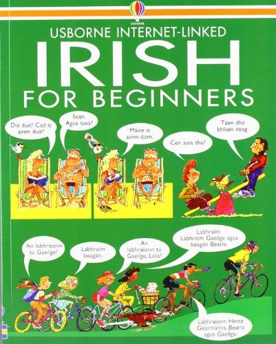 92 best languages images on pinterest languages writing help irish for beginners usborne language guide language for https fandeluxe Images