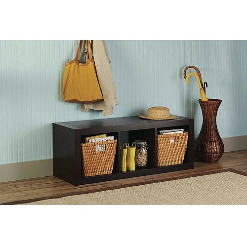 For Storage Benches In Kid 39 S Rooms Add 4 Cube Storage On Each End Better Homes And Gardens 3