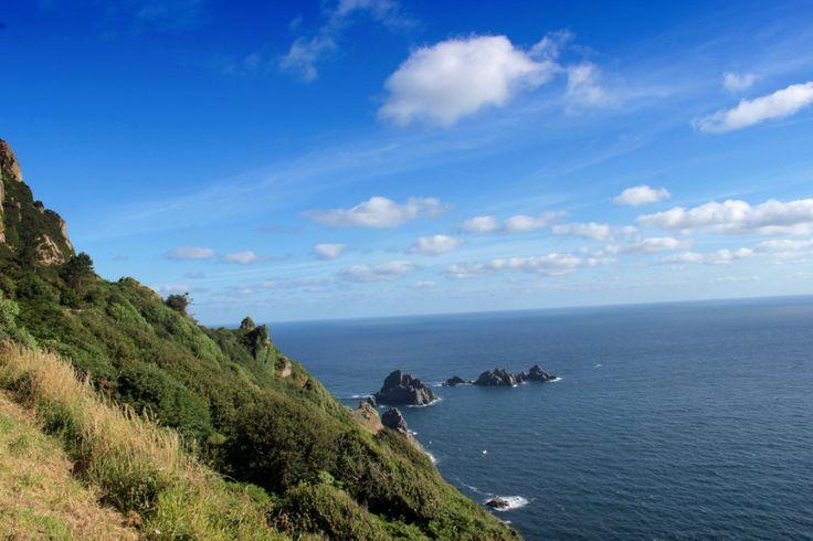Cabo Ortegal, Galicia, España.