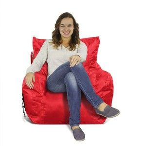 American Furniture Alliance Jr Fx Big Maxx Mega Bean Bag Red