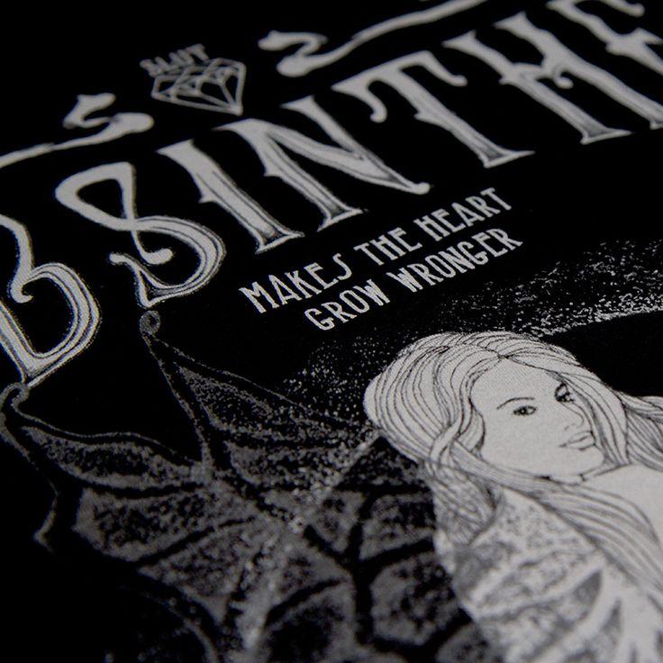 ABSINTHE FAIRY >> www.slut.co.uk/absinthe-fairy