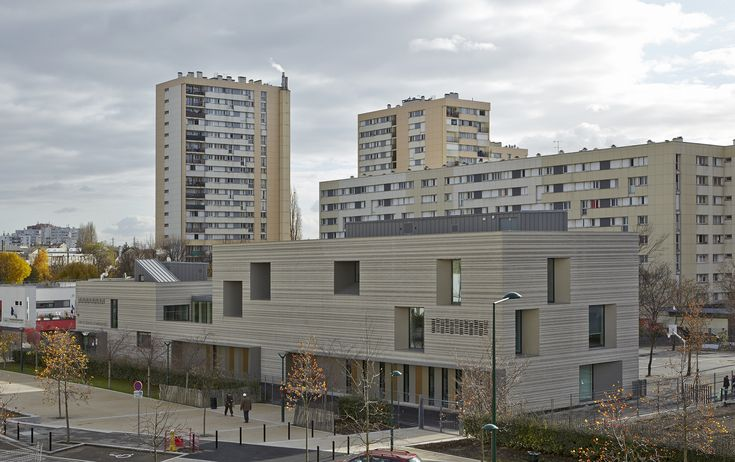 Gallery - The Romain Rolland Elementary School / Babled Nouvet Reynaud Architectes - 3
