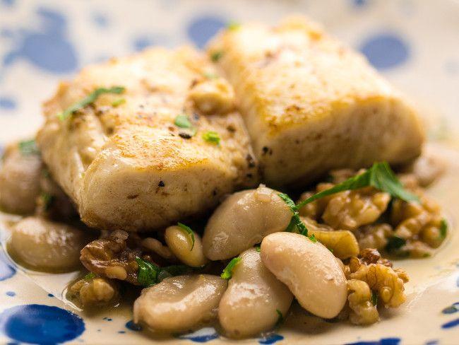 hake anchovies walnuts simon rimmer