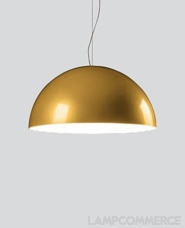 #FontanaArte #Avico Hanging Lamp Design Charles Williams