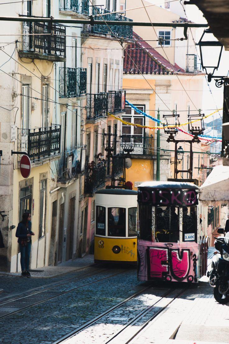 Bilder aus Lissabon. Mit Reiseführer und Tipps für Lissabon, Portugal. Reiseblog von The Happy Jetlagger.