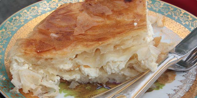 Orginalni burek od gotovih kora kao iz pekare