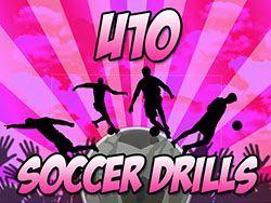Great Drills for U10s!  http://www.ultimatesoccerdrills.com/u10-soccer-drills/  #soccer #sports